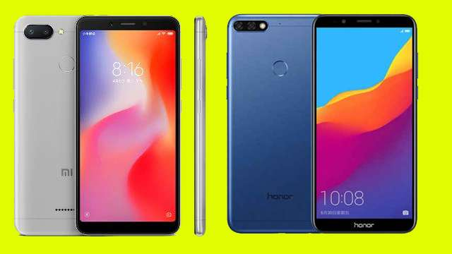 redmi 6a vs honor 7c who will be the best budget smartphone. Black Bedroom Furniture Sets. Home Design Ideas