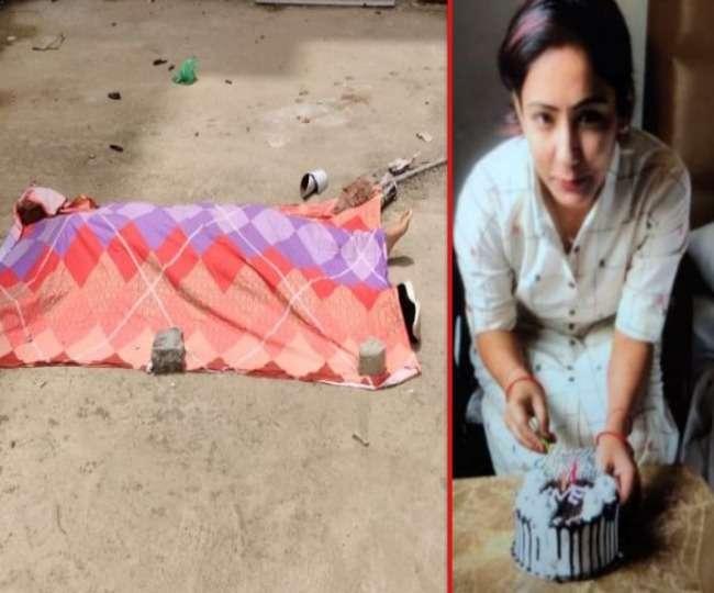 Pilot की पत्नी की संदिग्ध परिस्थितियों में मौत-फटे मिले कपड़े, एक महीने पहले हुई थी लव मैरिज Lucknow News