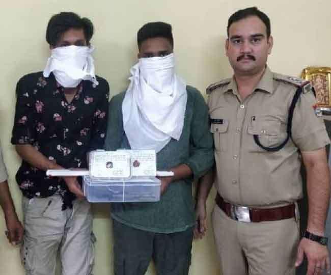 विकासनगर में दो चोरियों का पर्दाफाश, सामान के साथ दो शातिर गिरफ्तार Dehradun News