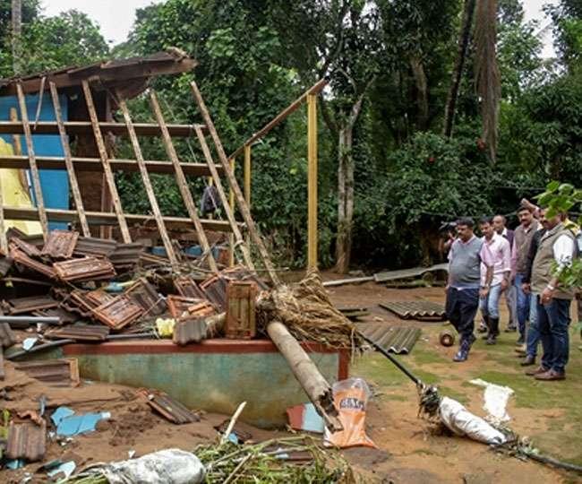 Weather Update: देश के कई राज्यों में आफत की बारिश, केरल के 3 जिलों में रेड अलर्ट, 95 की मौत