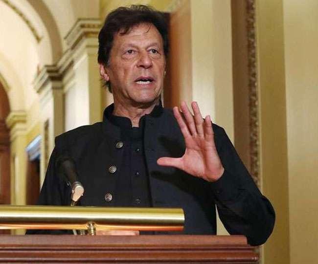 PAK का नया पैंतरा, इमरान आज गुलाम कश्मीर में मना रहे पाकिस्तान का स्वतंत्रता दिवस, हुर्रियत नेताओं से मिलेंगे