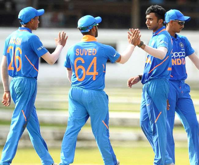 India beats Bangladesh by five runs to lift U 19 Asia Cup title ...