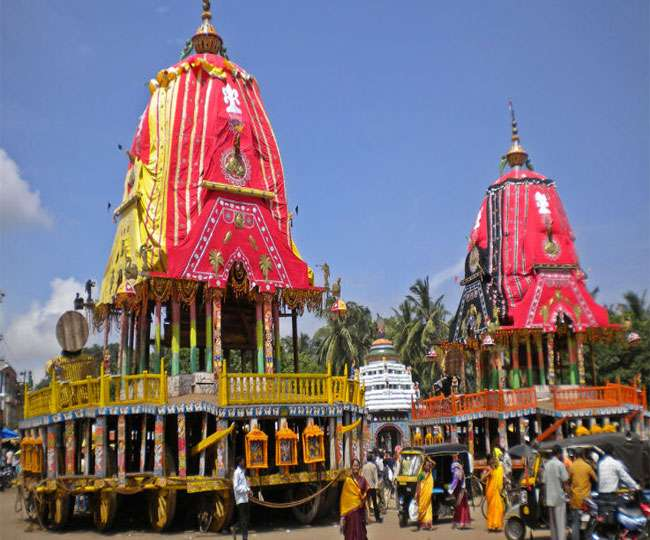 Puris chariot wheel bought in six lakh for rath yatra