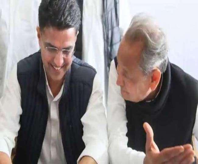 कभी पिता ने फूंका था सोनिया के खिलाफ बिगुल,आज पुत्र ने दिखाया राहुल को दम