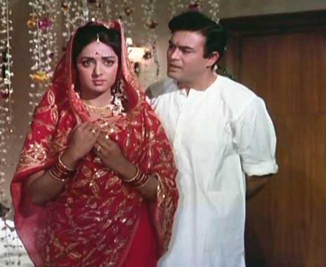 Женой муж индийский фильм издевался над