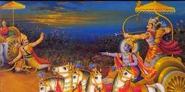 Image result for mahabharat sena image