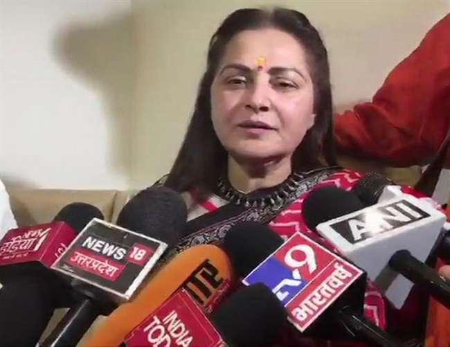 FIR against Azam Khan for sexist khaki underwear remark against Jaya Prada
