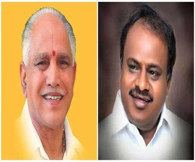 कर्नाटक का रण: सरकार बनाने को लेकर फंसा पेंच, जानिए- क्या है संभावित सियासी समीकरण