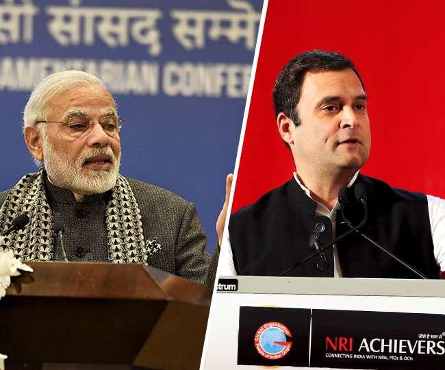 हर चुनाव का हाल: राहुल हराते जा रहे हैं मोदी जिताते जा रहे हैं!!