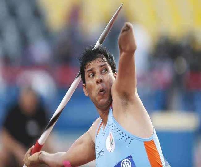 सुंदर सिंह गुर्जर का विश्व पैरा एथलेटिक्स में स्वर्ण पदक