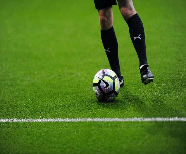 स्कॉटलैंड के डेविड राबर्टसन कश्मीर में दिला रहे हैं फुटबॉल को नई पहचान