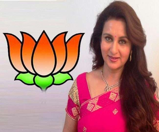 मुंबई भाजपा की उपाध्यक्ष बनीं अभिनेत्री पूनम ढिल्लो, कहा- शोपीस बनकर नहीं रहूंगी