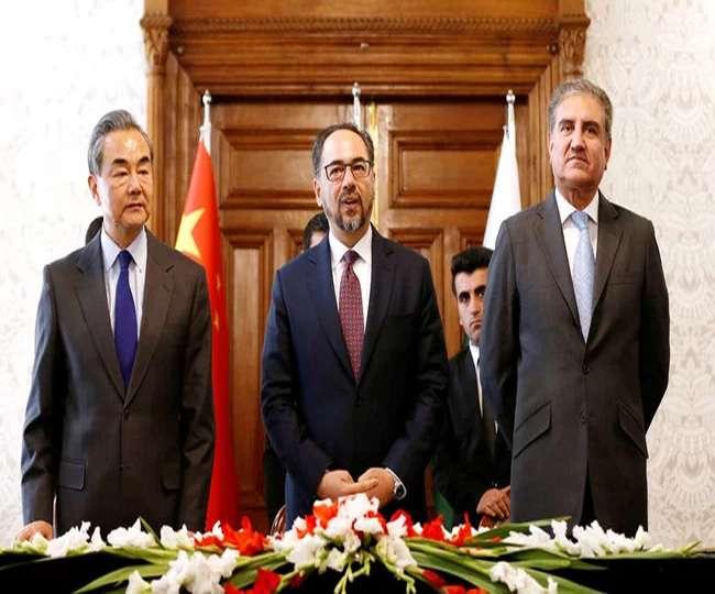 पाक, चीन और अफगानिस्तान के बीच आतंक के खिलाफ समझौता