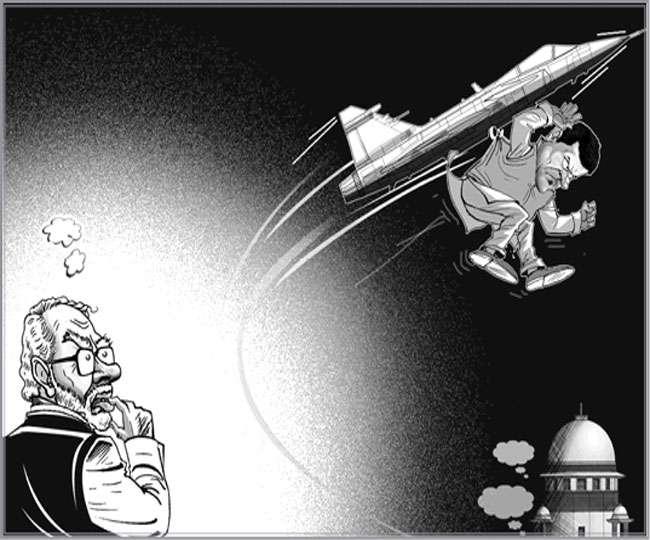 राहुल गांधी की झूठ की राजनीति बेनकाब, अपने ही फंदे में फंसा शिकारी
