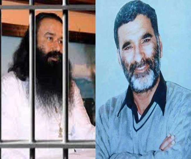 Life imprisonment to Gurmeet Ram Rahim in ramchandra chhatrapati