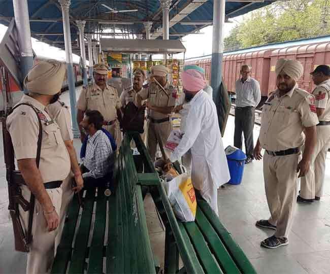 पंजाब में आया जैश के नाम पर हमले की धमकी का पत्र, रेलवे स्टेशनों पर कड़ी सुरक्षा