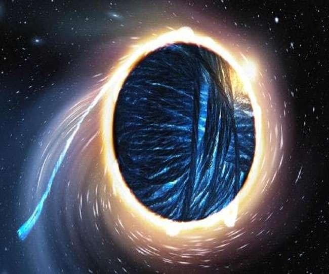 ब्रह्मांड में तेजी से बढ़ रहा है इस ब्लैकहोल का आकार, ....तो पृथ्वी पर खत्म हो जाएगा जीवन!