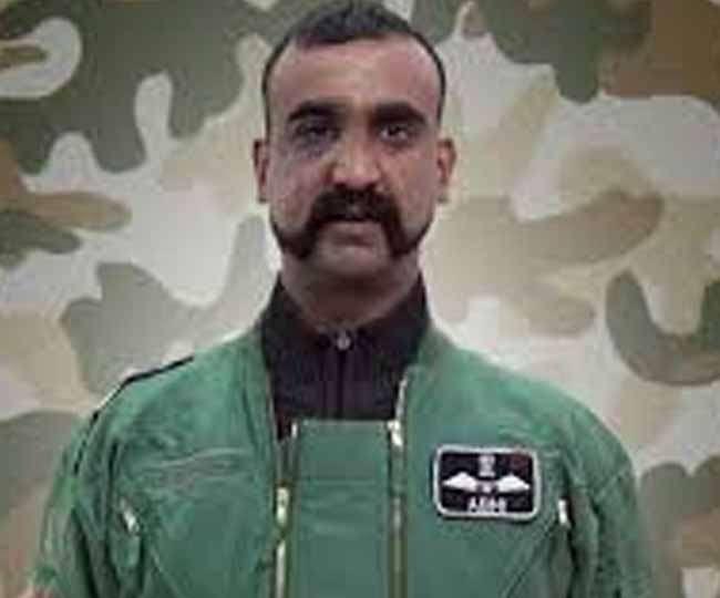 वायुसेना ने की विंग कमांडर अभिनंदन वर्धमान के लिए 'वीर चक्र' की सिफारिश