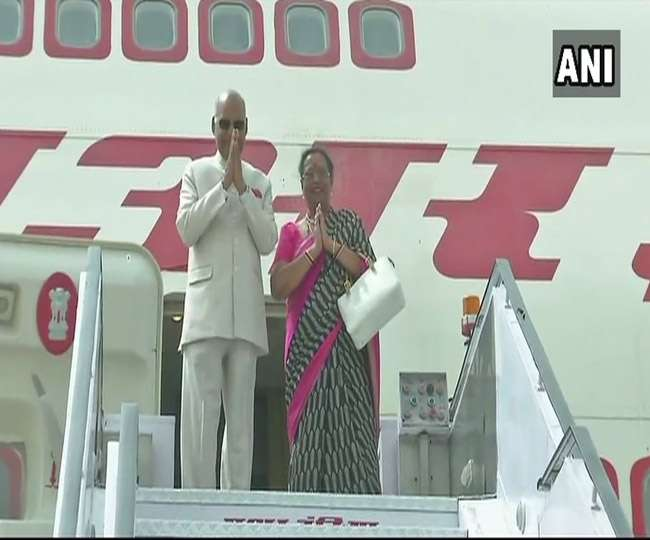 Image result for president ram nath kovind, 3 nation visit, greece, cuba, suriname