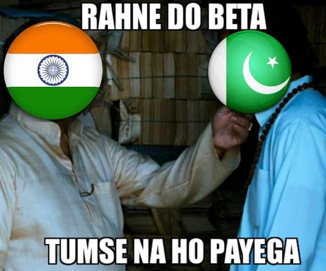 World Cup 2019: Father's Day पर India-Pakistan का मैच, लोग बोले- बाप,बाप होता है