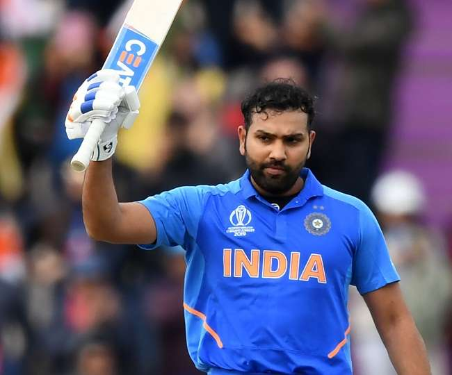 World Cup 2019 India vs Pakistan Rohit Sharma becomes the