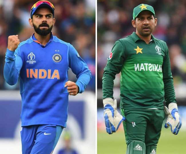 ICC World Cup India vs Pakistan Toss Winner Will Win The