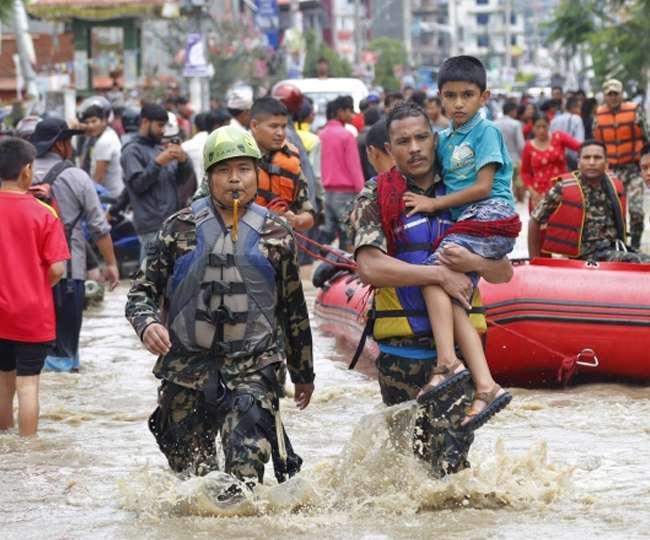 भारत, बांग्लादेश, नेपाल और म्यांमार में बाढ़ से त्राहिमाम, संयुक्त राष्ट्र बोला- हम मदद के लिए तैयार