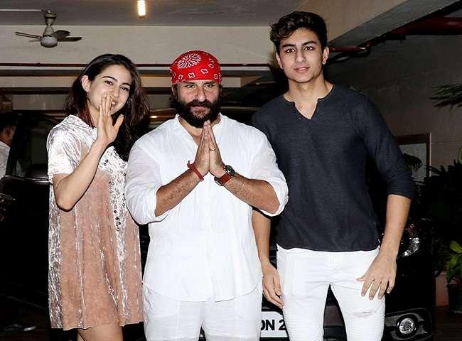 Saif Ali Khan Birthday Party in Photos with Kareena Kapoor Khan ...