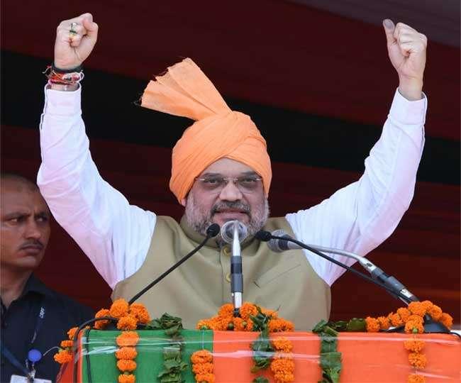 Amit Shah in Haryana: आस्था रैली में बोले- चीफ ऑफ आर्मी स्टाफ दुश्मन के लिए वज्र के समान होगा