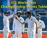 ICC World Test Championship Points Table: इस स्थान पर है टीम इंडिया, पांचवें पर है इंग्लैंड