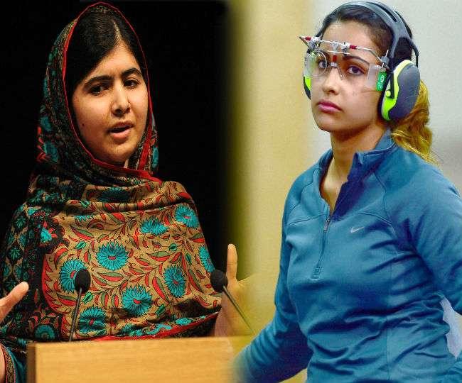 मलाला बोली- पाकिस्तान को दे दें कश्मीर, भारतीय खिलाड़ी का जवाब- पहले खुद तो लौटने की हिम्मत दिखाओ