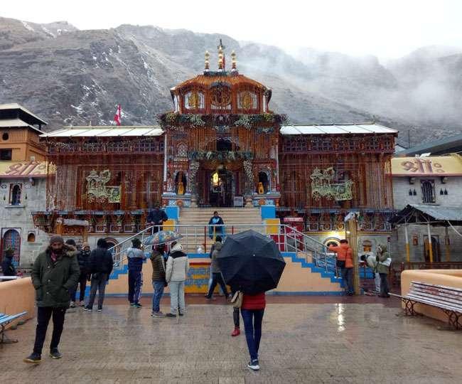 बदरीनाथ धाम के कपाट बंद होने से पूर्व धाम में शुरू हुई पंच पूजाएं