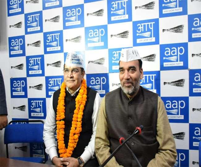 Loksabha Election 2019: बलबीर सिंह जाखड़ होंगे वेस्ट दिल्ली से AAP के उम्मीदवार