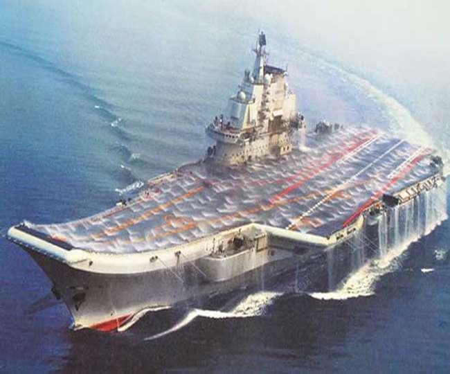भारत-पाक तनाव बरकरार : इंडियन नेवी अलर्ट, अरब सागर में लड़ाकू विमानों संग INS विक्रमादित्य तैनात