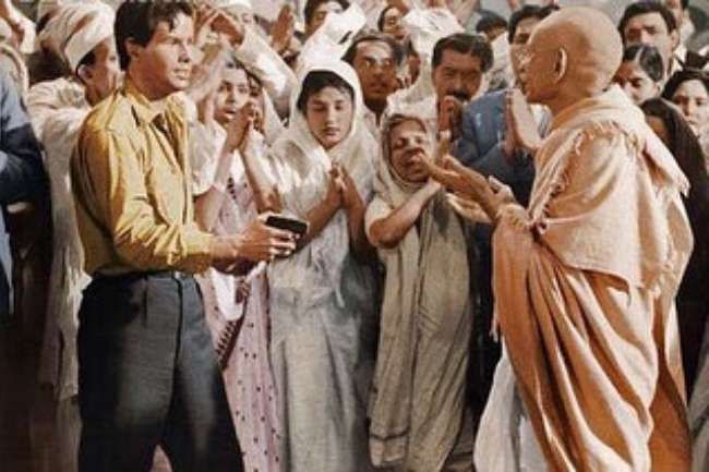 first film on Nathuram Godse came in 1963 about Mahatma Gandhi Assassination conspiracy titled Nine Hours To Rama