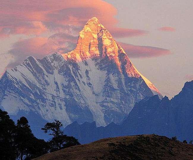 पर्वतारोहियों को ढूंढने गया आइएमएफ का दल एडवांस बेस कैंप पहुंचा, बारिश ने बढ़ाई मुसीबत NAINITAL NEWS