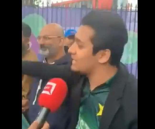 ICC World Cup 2019: पाकिस्तान में ऐसे मना हार का मातम, लोगों ने तोड़े टीवी और क्रिकेटर्स को दी गालियां