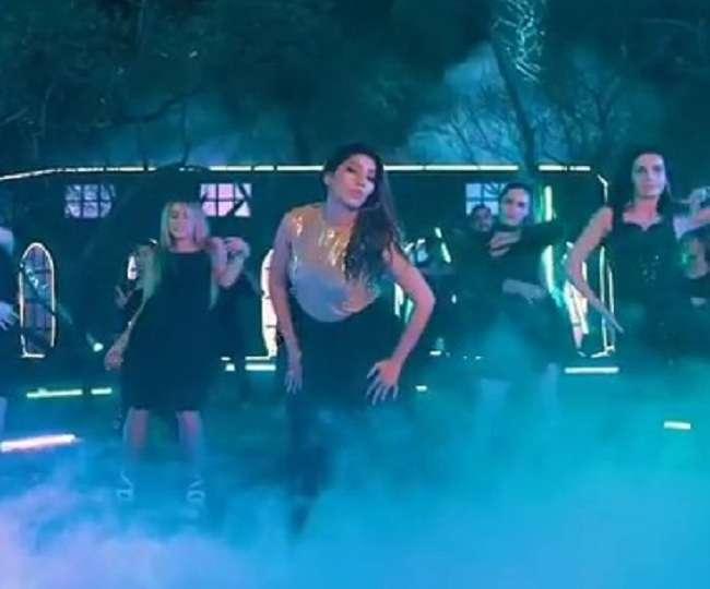 Sapna choudhary का 'भोले का स्वैग' वीडियो वायरल, दिखे कातिल डांस मूव्स...Watch Video