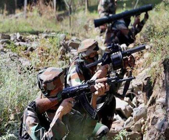 LoC पर पाकिस्तान ने फिर तोड़ा सीजफायर, एक जवान शहीद, सेना ने दिया मुंहतोड़ जवाब