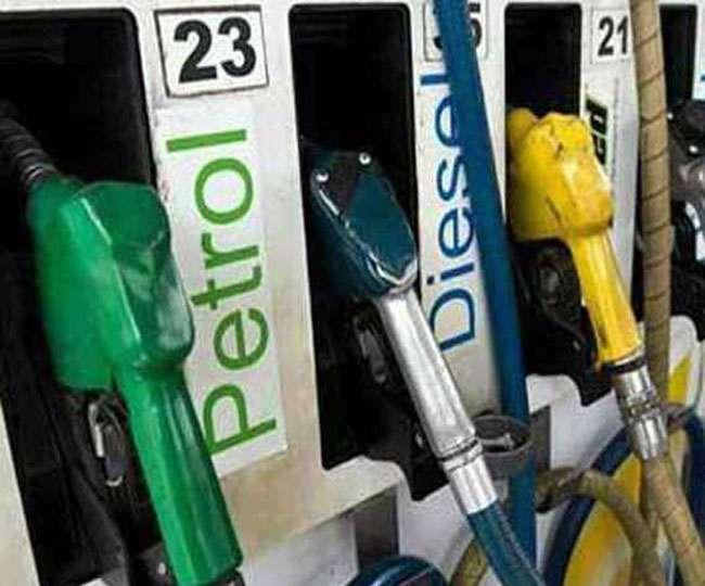 Image result for लगातार हो रही है पेट्रोल, डीजल के दाम में कटौती