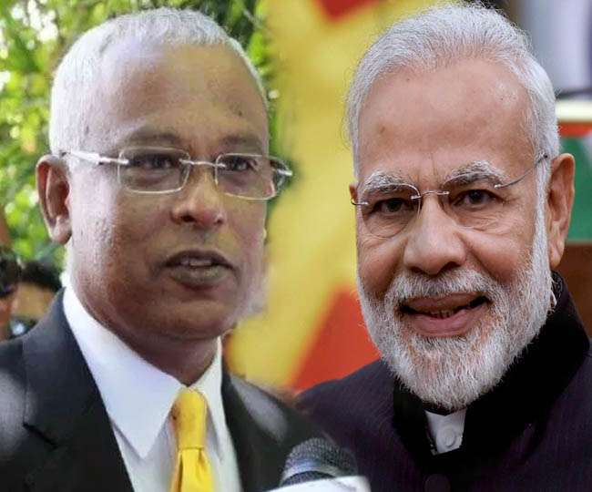 Image result for भारत के लिए बेहद खास PM मोदी का मालदीव दौरा