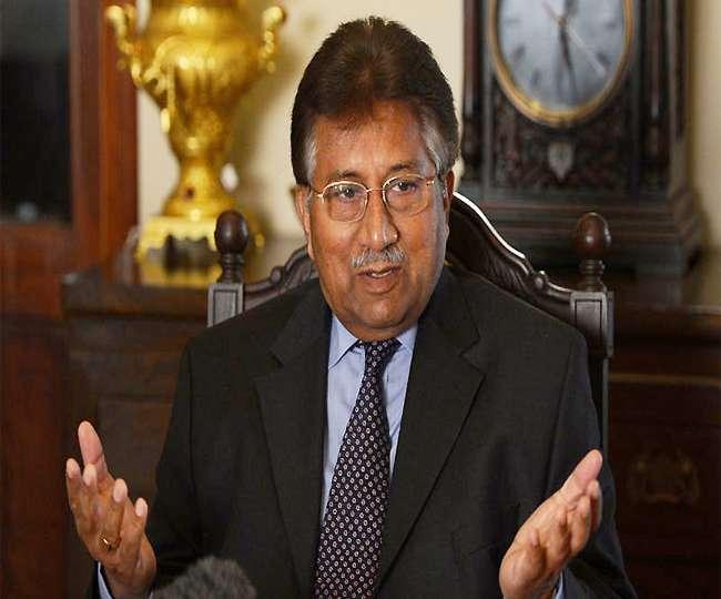 मुशर्रफ ने लश्कर और जमात को देशभक्त बताया