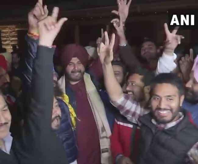 पंजाब में निकाय चुनाव में कांग्रेस का परचम, तीनों नगर निगमों पर कब्जा