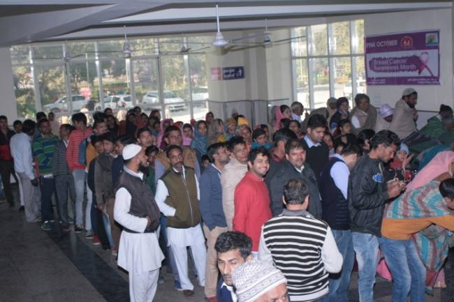 Facilities not available at the Civil Hospital of Panipat