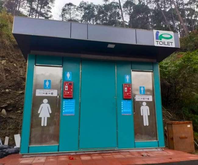उत्तर भारत का पहला स्मार्ट शौचालय उत्तराखंड में बनकर तैयार, जाने इसकी खासियत