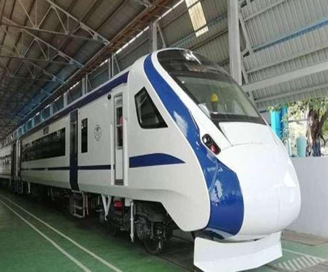 ट्रेन-18 गणतंत्र दिवस से पहले बनारस से दिल्ली चलाकर दिखाएगी