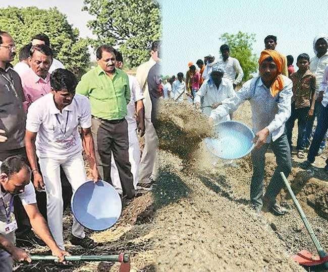 एक मई को लाखों जलमित्र गांवों में करेंगे श्रमदान