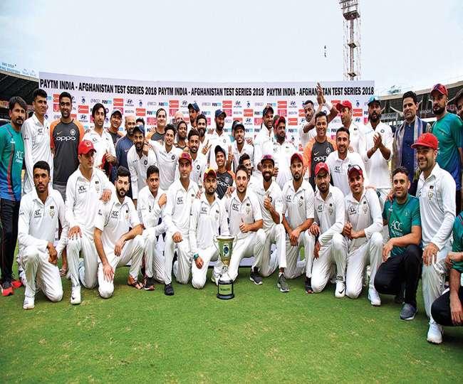 IND vs AFG: टीम इंडिया के इस सदस्य को ICC ने लगाई फटकार, कर दी थी ये गलती
