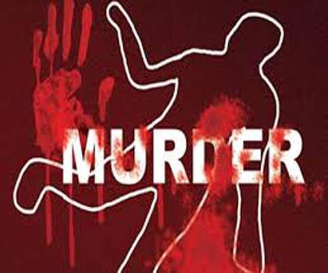 Image result for पति ने बेरहमी से अपनी पत्नी और बच्चों का गला रेतकर की हत्या