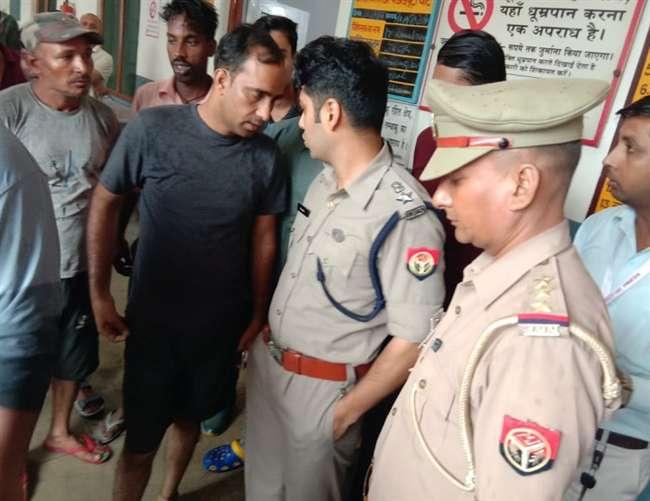सहारनपुर में डबल मर्डर, गोबर फेंकने के विवाद में दैनिक जागरण के पत्रकार व उनके भाई की हत्या